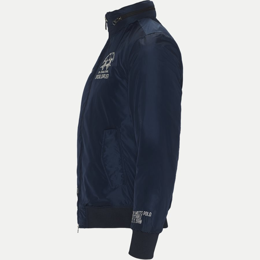 MMO31 PA004 - Maserati Jacket - Jakker - Regular - NAVY - 3