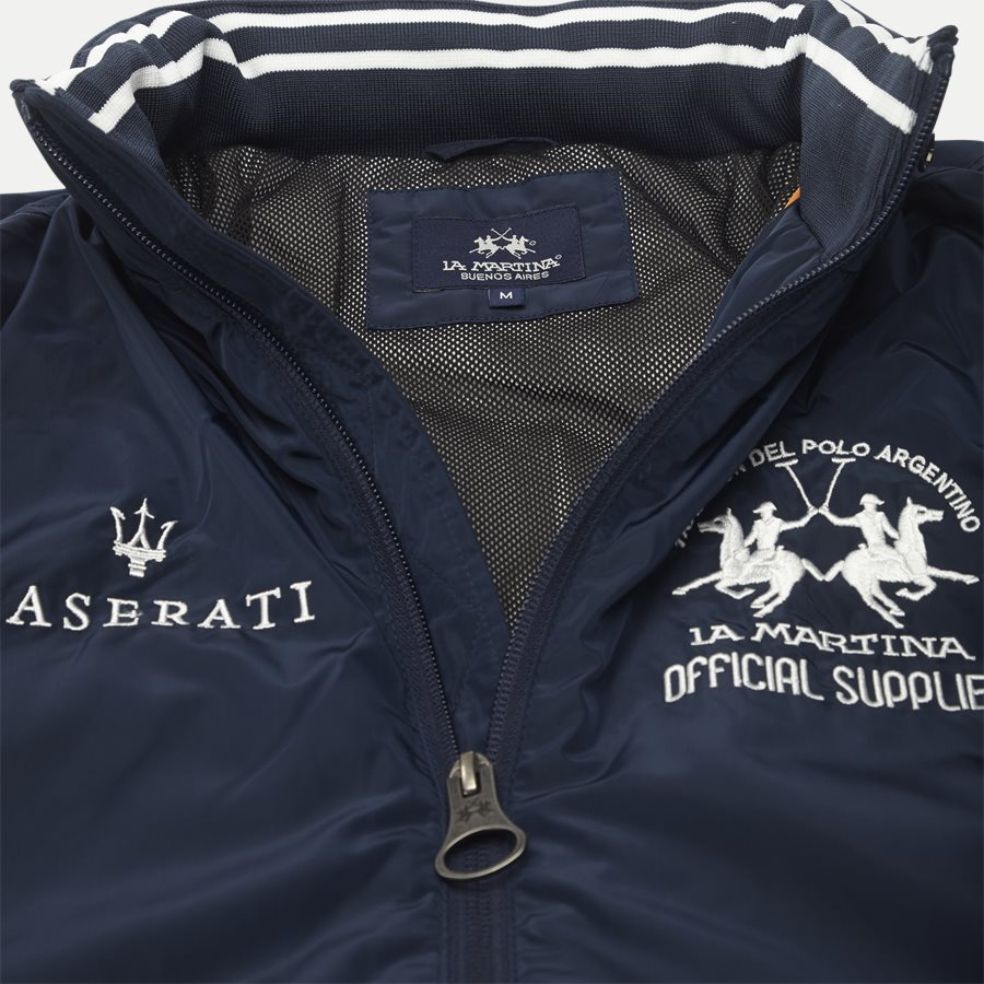 MMO31 PA004 - Maserati Jacket - Jakker - Regular - NAVY - 6