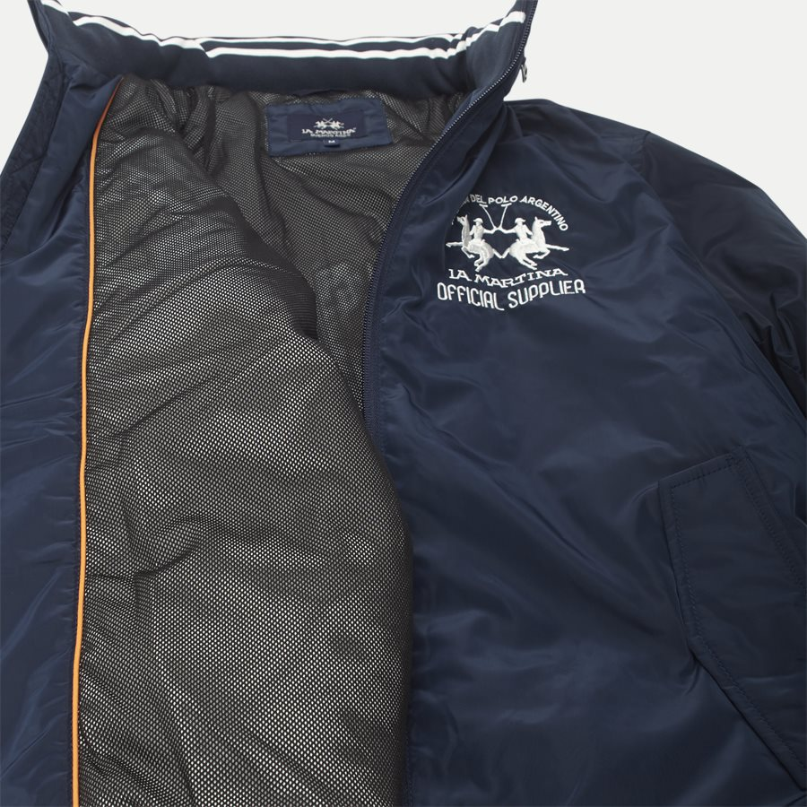 MMO31 PA004 - Maserati Jacket - Jakker - Regular - NAVY - 7