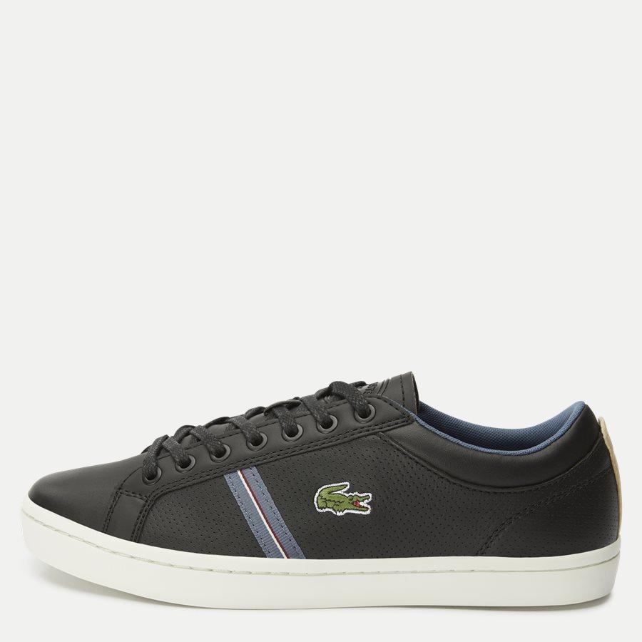 STRAIGHTSET SPORT - Straightset Sport Sneaker - Sko - SORT - 1