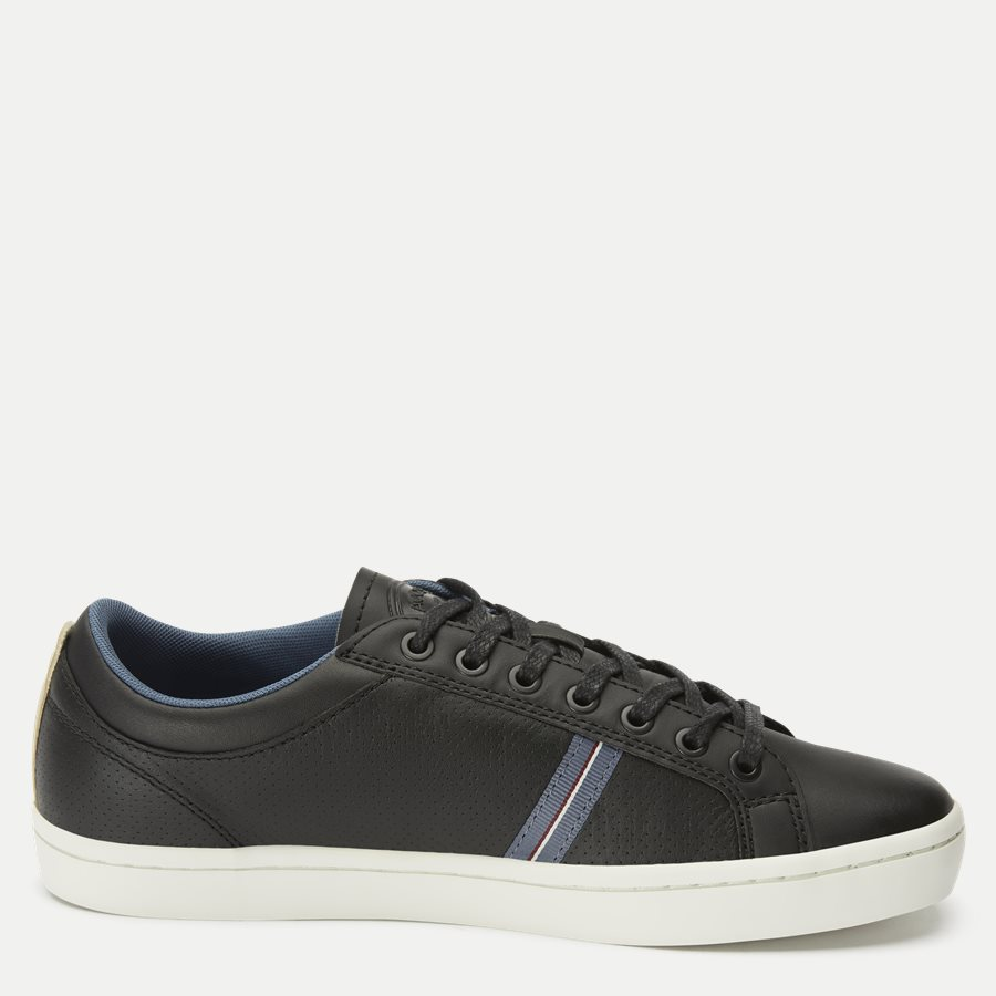 STRAIGHTSET SPORT - Straightset Sport Sneaker - Sko - SORT - 2