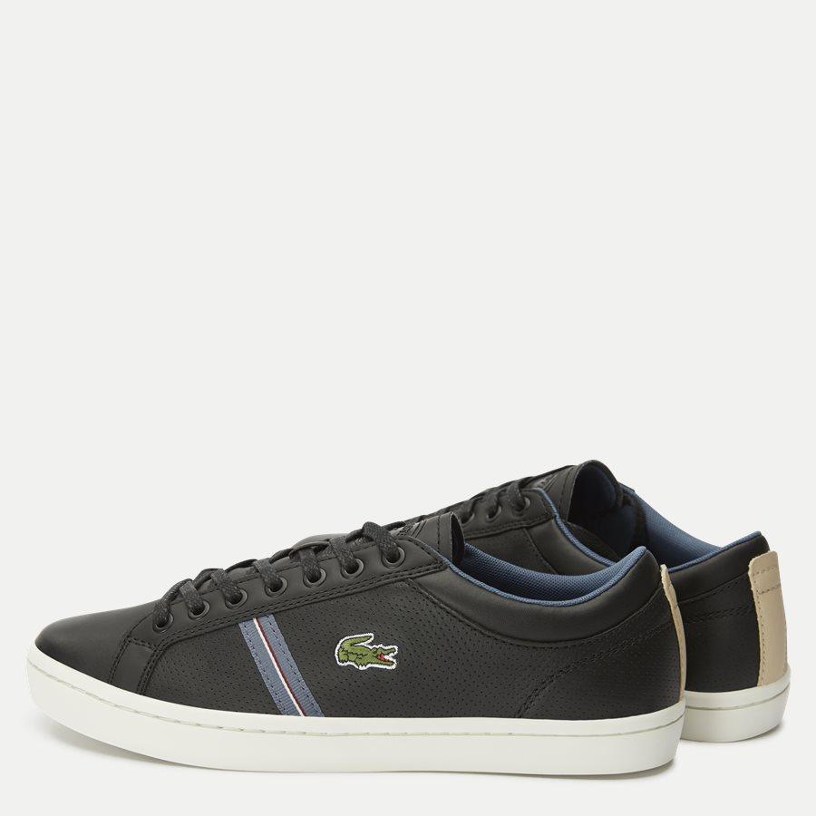 STRAIGHTSET SPORT - Straightset Sport Sneaker - Sko - SORT - 3