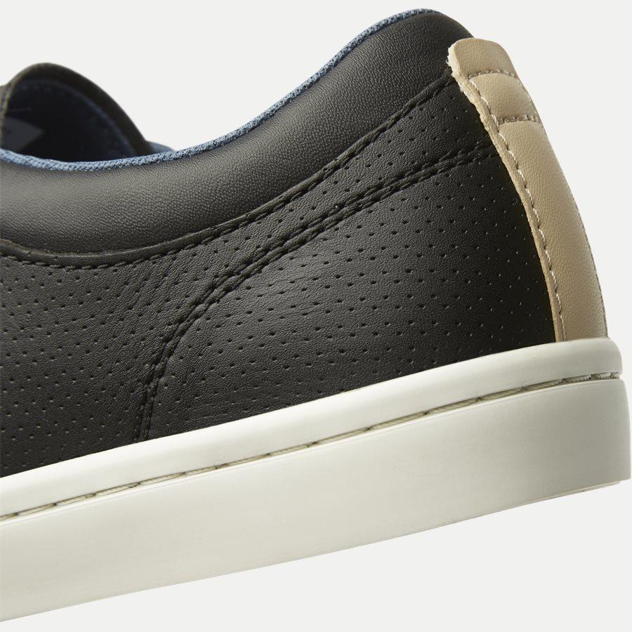 STRAIGHTSET SPORT - Straightset Sport Sneaker - Sko - SORT - 5