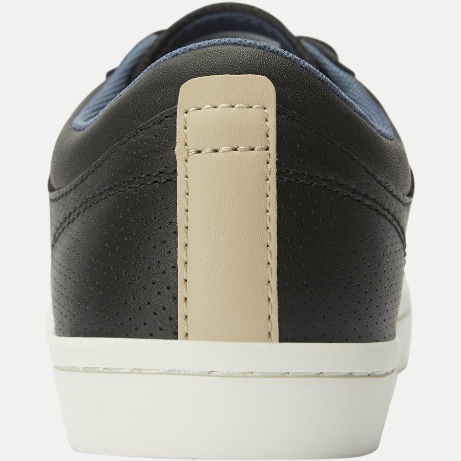 STRAIGHTSET SPORT - Straightset Sport Sneaker - Sko - SORT - 7