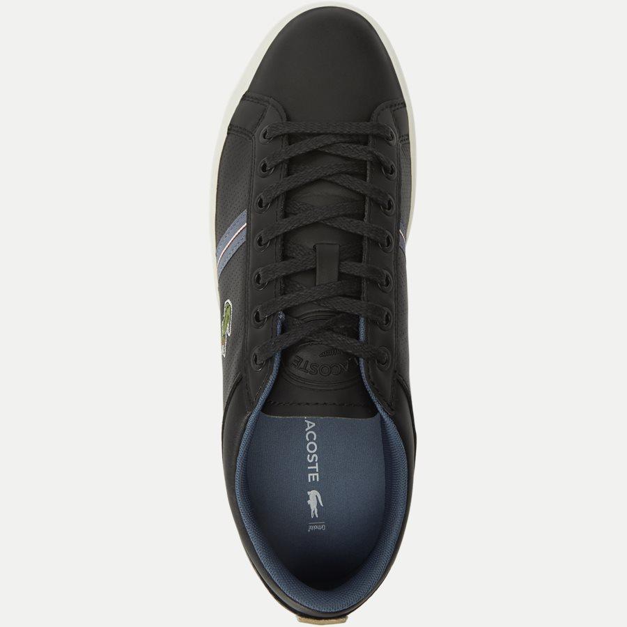 STRAIGHTSET SPORT - Straightset Sport Sneaker - Sko - SORT - 8
