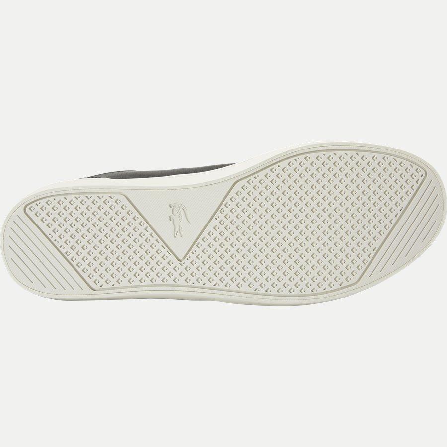 STRAIGHTSET SPORT - Straightset Sport Sneaker - Sko - SORT - 9