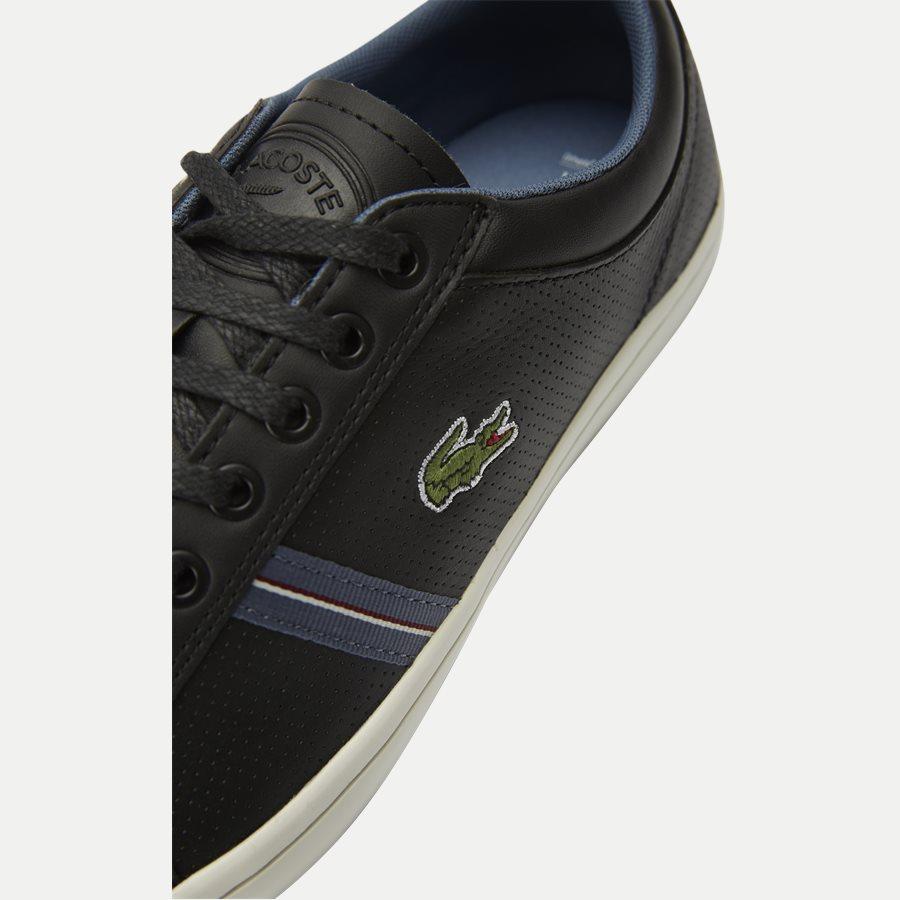 STRAIGHTSET SPORT - Straightset Sport Sneaker - Sko - SORT - 10