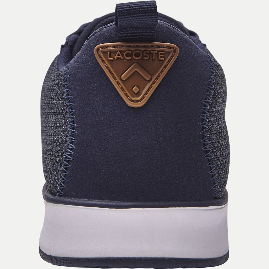LIGHT - Light Sneaker - Sko - NAVY - 7