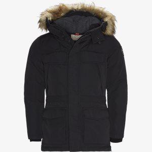 Skidoo Open Jacket Regular | Skidoo Open Jacket | Sort