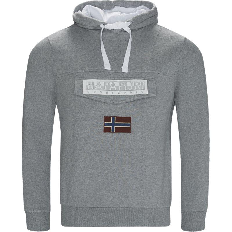 napapijri – Napapijri - burgee2 hoodie fra kaufmann.dk