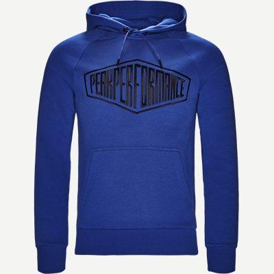 Hoodie Sweatshirt Regular | Hoodie Sweatshirt | Blå