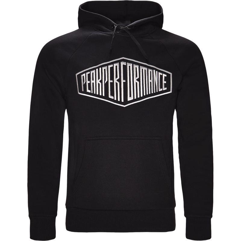 peak performance Peak performance - hoodie sweatshirt fra kaufmann.dk
