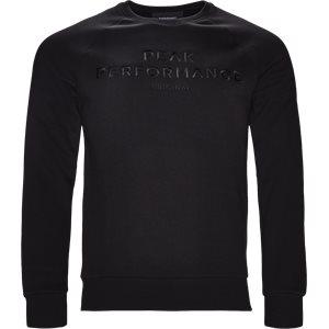 Logo Sweatshirt Regular | Logo Sweatshirt | Sort