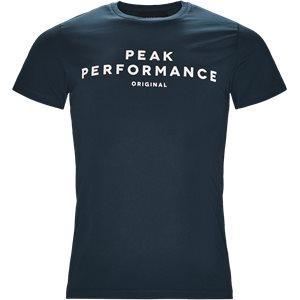 Logo T-shirt Regular | Logo T-shirt | Grøn