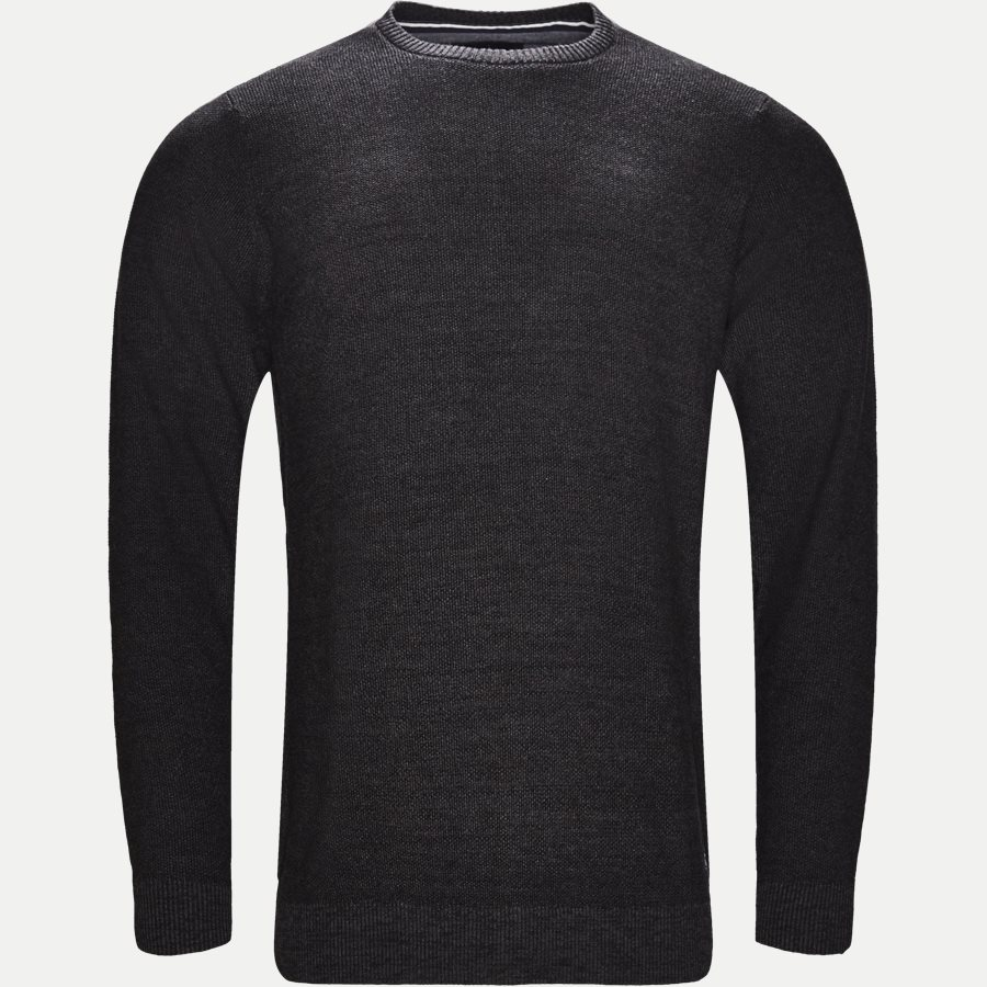 12231 946 - Crew Neck Strik - Strik - Regular - KOKS - 1
