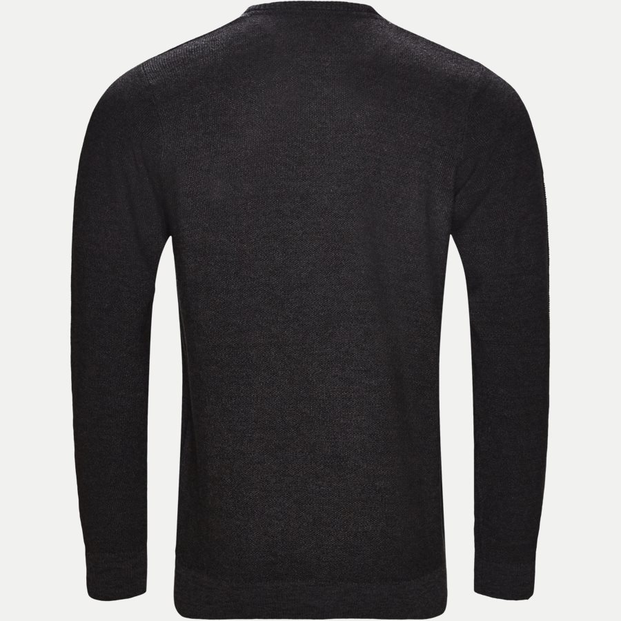 12231 946 - Crew Neck Strik - Strik - Regular - KOKS - 2