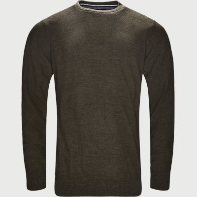 Crew Neck Strik Regular | Crew Neck Strik | Army