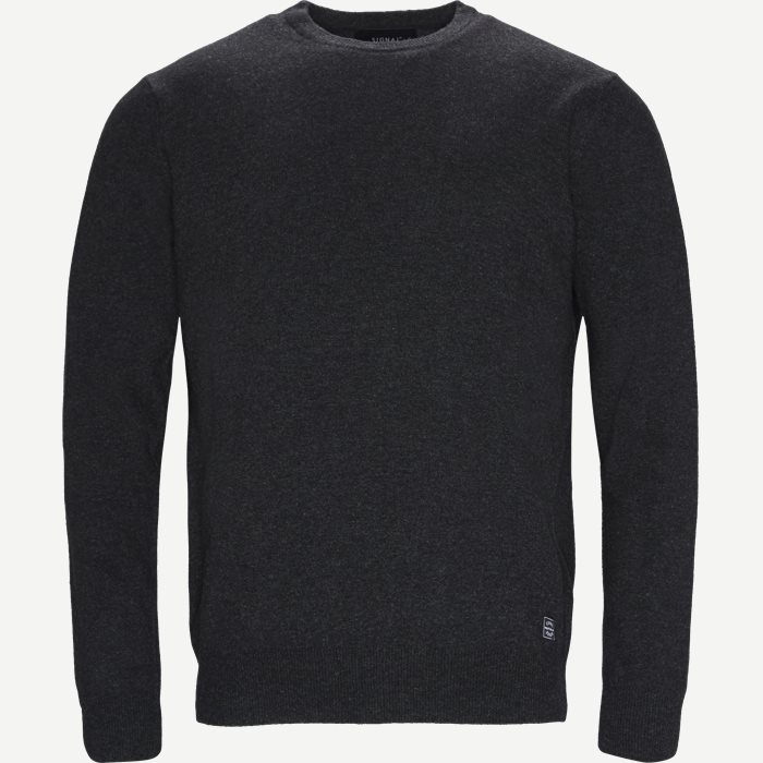 Ricco Knit - Strik - Regular - Grå