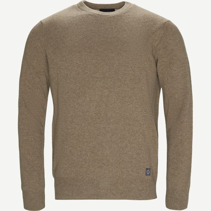 Ricco Knit - Strik - Regular - Sand