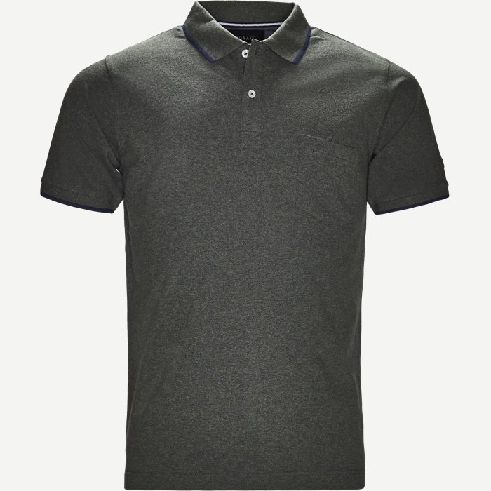 Polo - T-shirts - Regular - Army