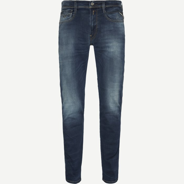 Anbass Hyperflex Jeans - Jeans - Slim - Denim
