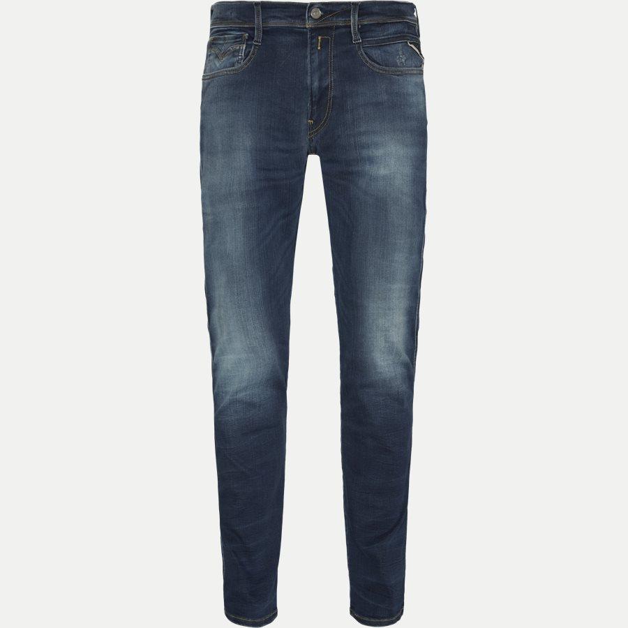 M914 661 030 - Anbass Hyperflex Jeans - Jeans - Slim - DENIM - 1
