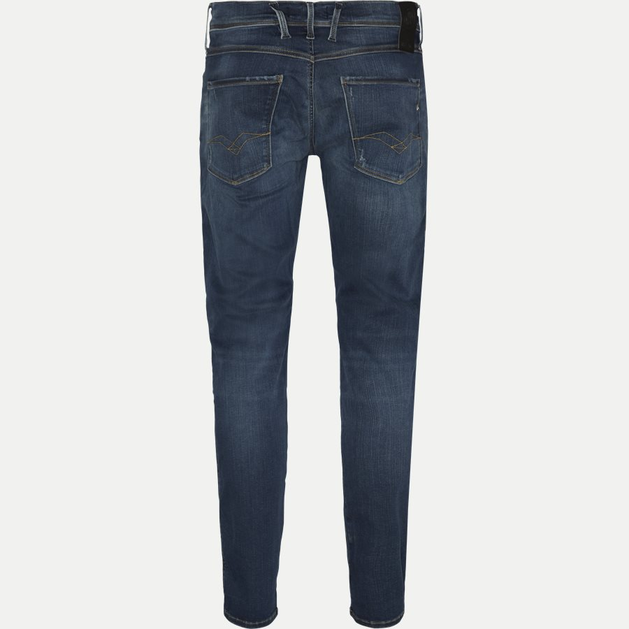 M914 661 030 - Anbass Hyperflex Jeans - Jeans - Slim - DENIM - 2