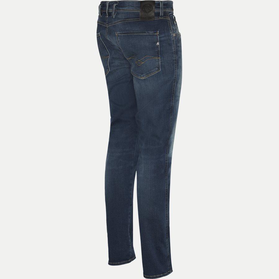 M914 661 030 - Anbass Hyperflex Jeans - Jeans - Slim - DENIM - 3