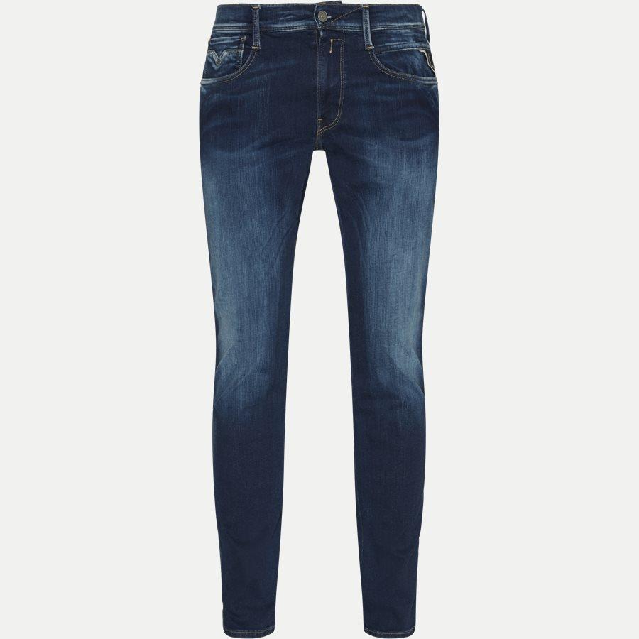 M914Y 661 332 - Anbass Hyperflex Jeans - Jeans - Slim - DENIM - 1