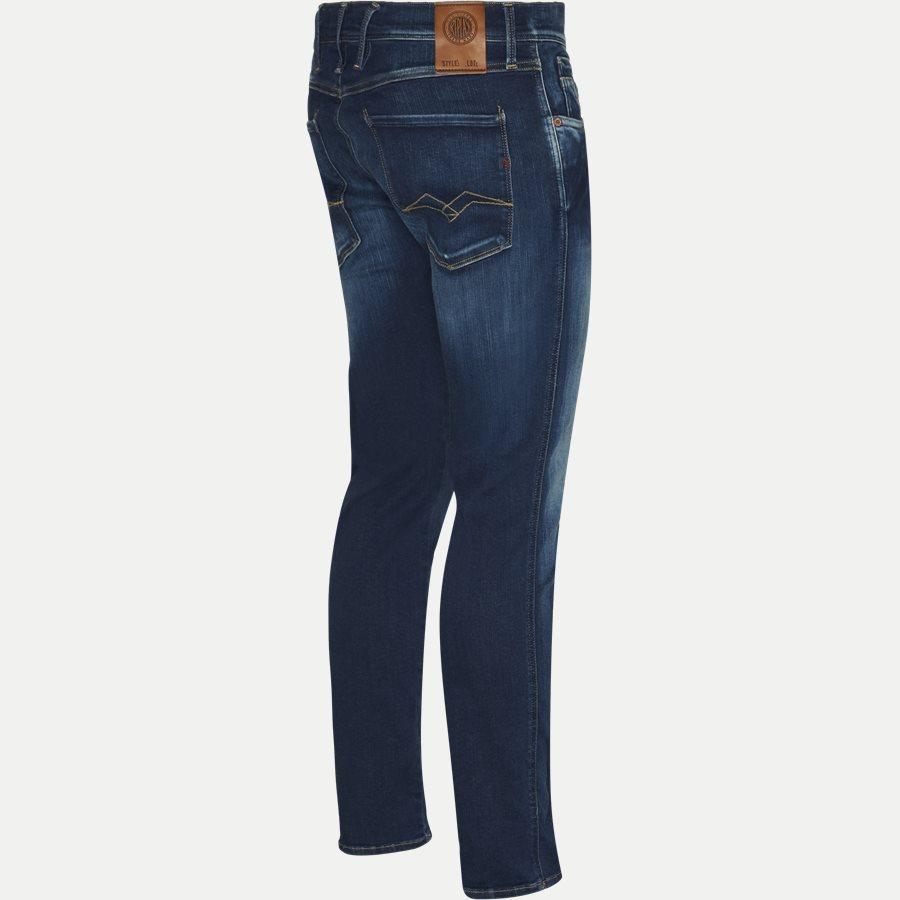 M914Y 661 332 - Anbass Hyperflex Jeans - Jeans - Slim - DENIM - 3