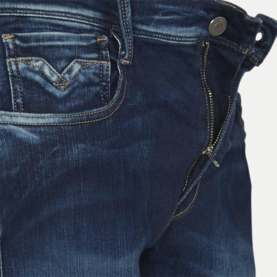 M914Y 661 332 - Anbass Hyperflex Jeans - Jeans - Slim - DENIM - 4