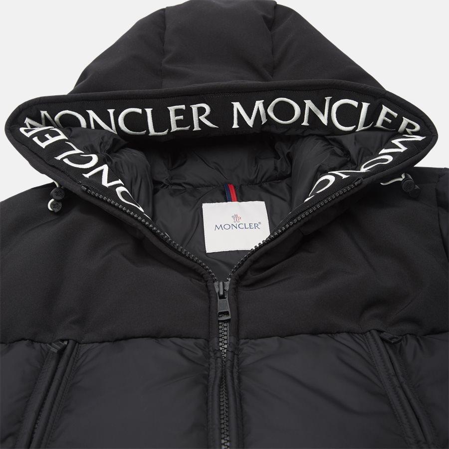 MONTCLAR 68352 - Jakker - Regular fit - SORT - 5