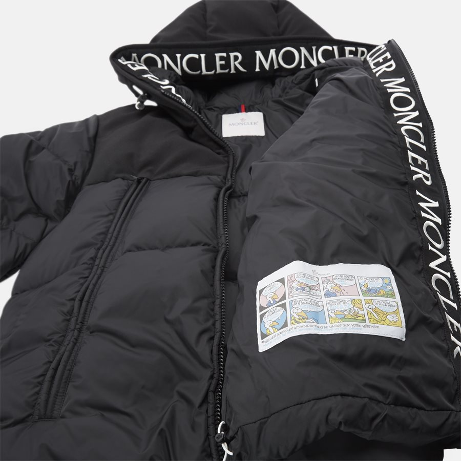 MONTCLAR 68352 - Jakker - Regular fit - SORT - 9