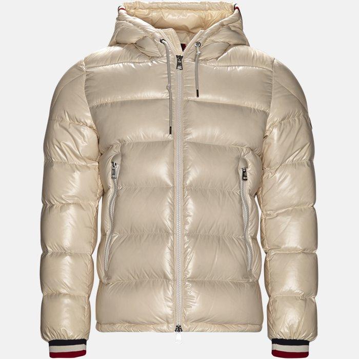 jakke  - Jakker - Regular fit - Hvid