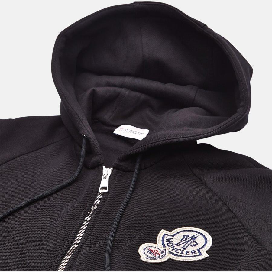 84010 80451 - sweat - Sweatshirts - Regular fit - SORT - 3