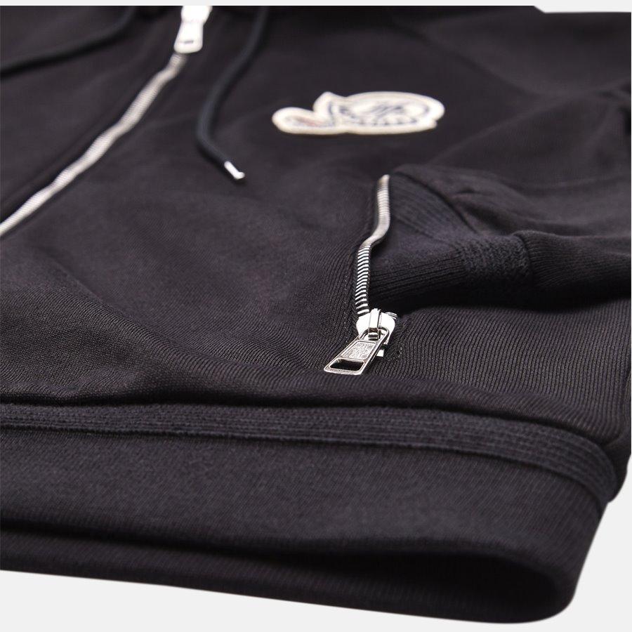 84010 80451 - sweat - Sweatshirts - Regular fit - SORT - 4