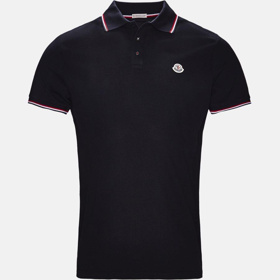 83456 84556. - T-shirt - T-shirts - Regular fit - NAVY - 1