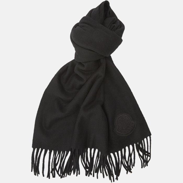 tørklæde  - Tørklæder - Sort