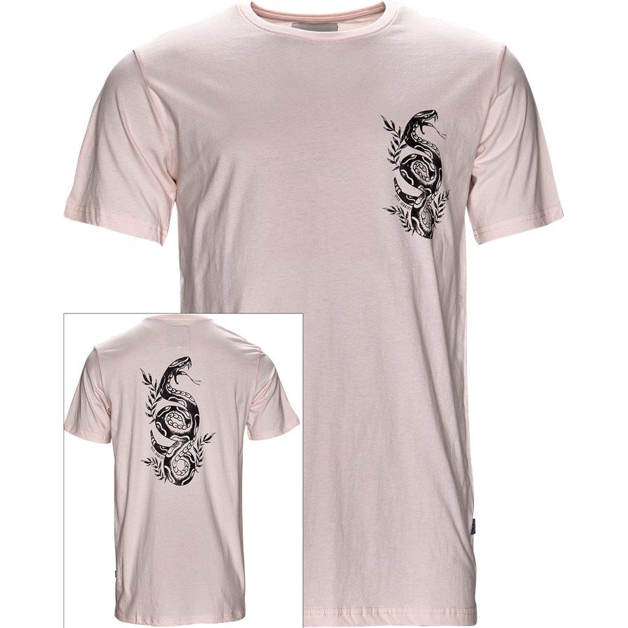 SNAKY JJ793 - Snaky - T-shirts - Regular - PINK - 1