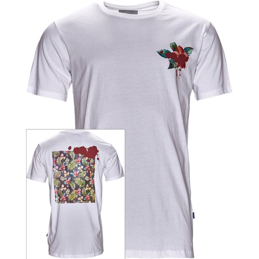SMOOT JJ795 - Smoot - T-shirts - Regular - HVID - 1