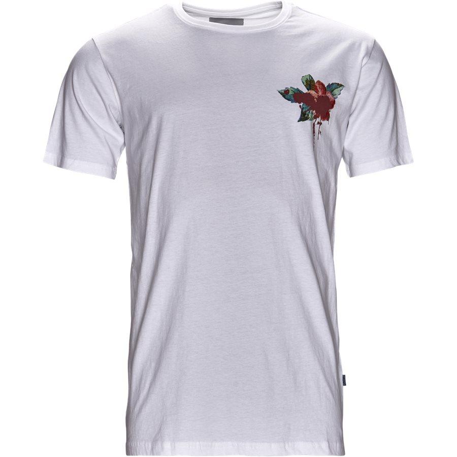 SMOOT JJ795 - Smoot - T-shirts - Regular - HVID - 2