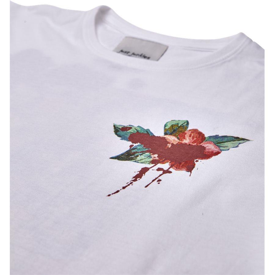 SMOOT JJ795 - Smoot - T-shirts - Regular - HVID - 4