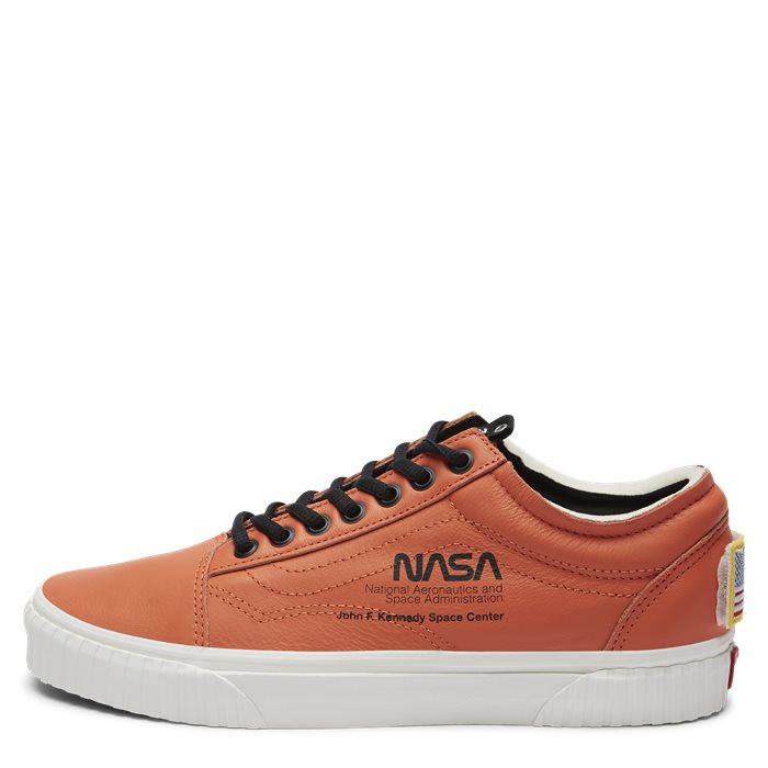 Sko - Orange