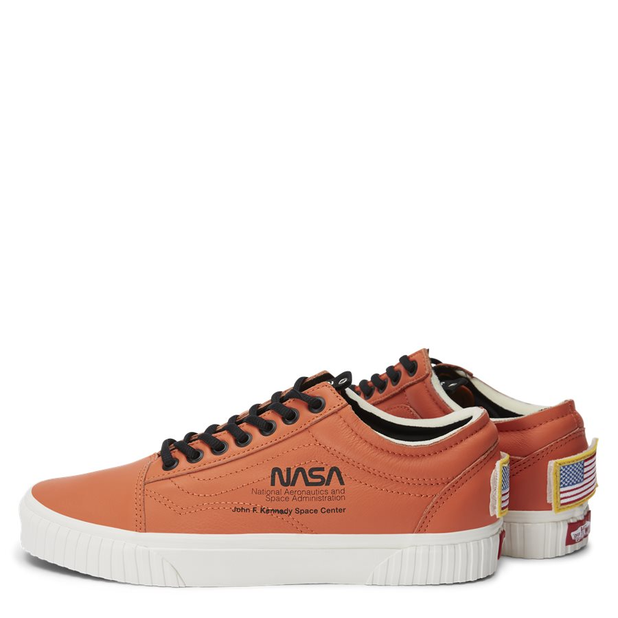 OLD SKOOL VA38G1UPA - Sko - ORANGE - 3