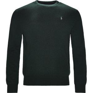 Classics Crew Neck Pullover Regular | Classics Crew Neck Pullover | Grøn