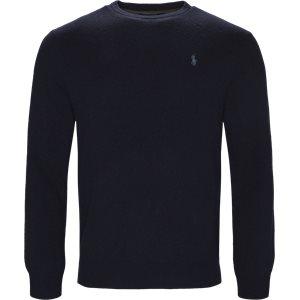 Classics Crew Neck Pullover Regular | Classics Crew Neck Pullover | Blå
