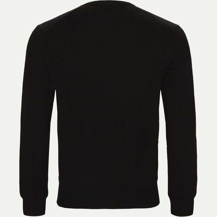 710667378. - Classics Crew Neck Pullover - Strik - Regular - SORT - 2
