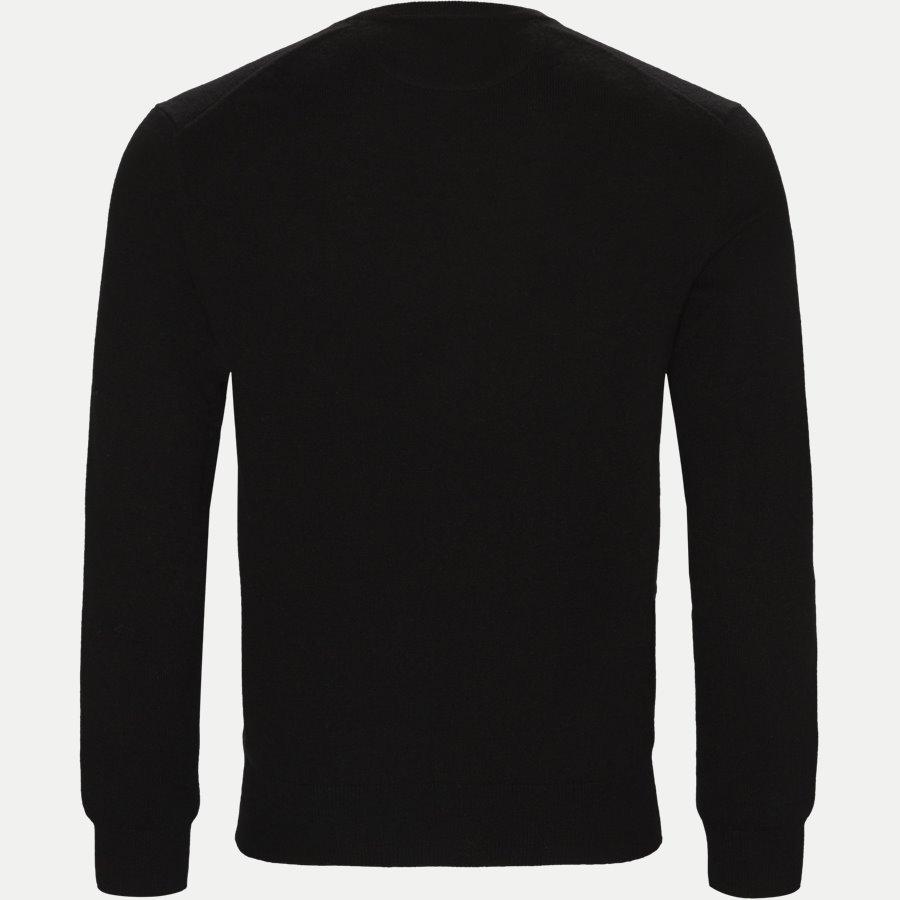710667378. - Classics Crew Neck Pullover - Strik - Regular - SORT - 2