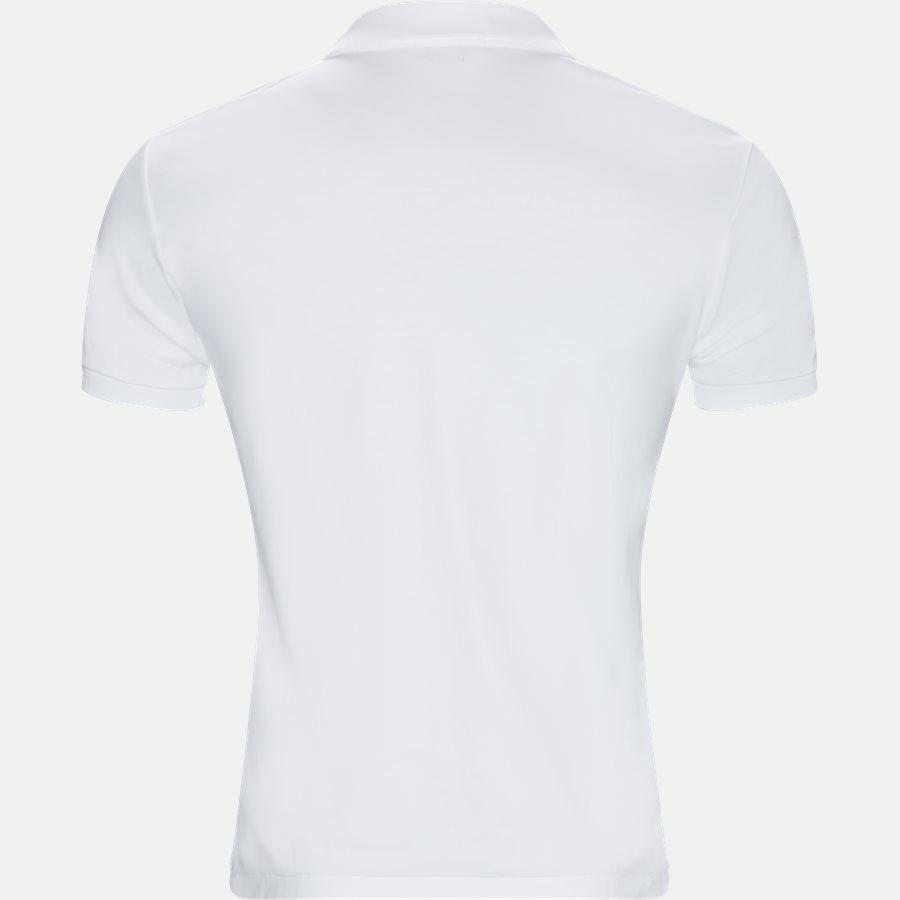 710685514 - Soft-Touch Polo T-shirt - T-shirts - Slim - HVID - 2