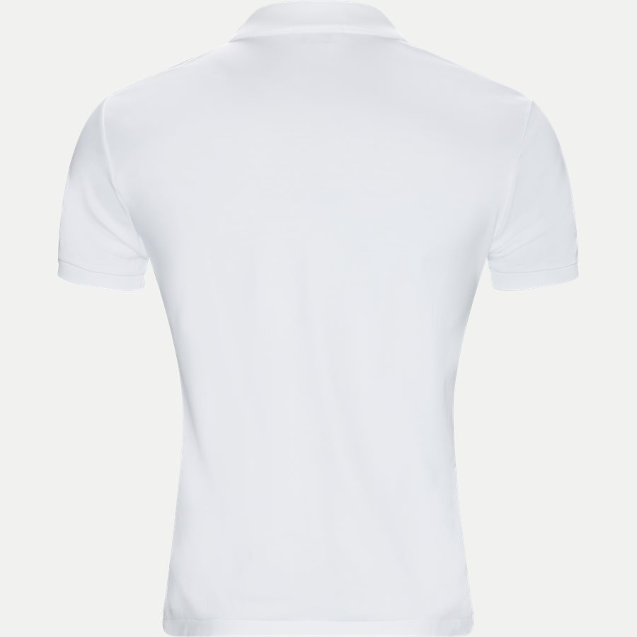 710685514 - Soft-Touch Polo T-shirt - T-shirts - Slim - HVID - 2